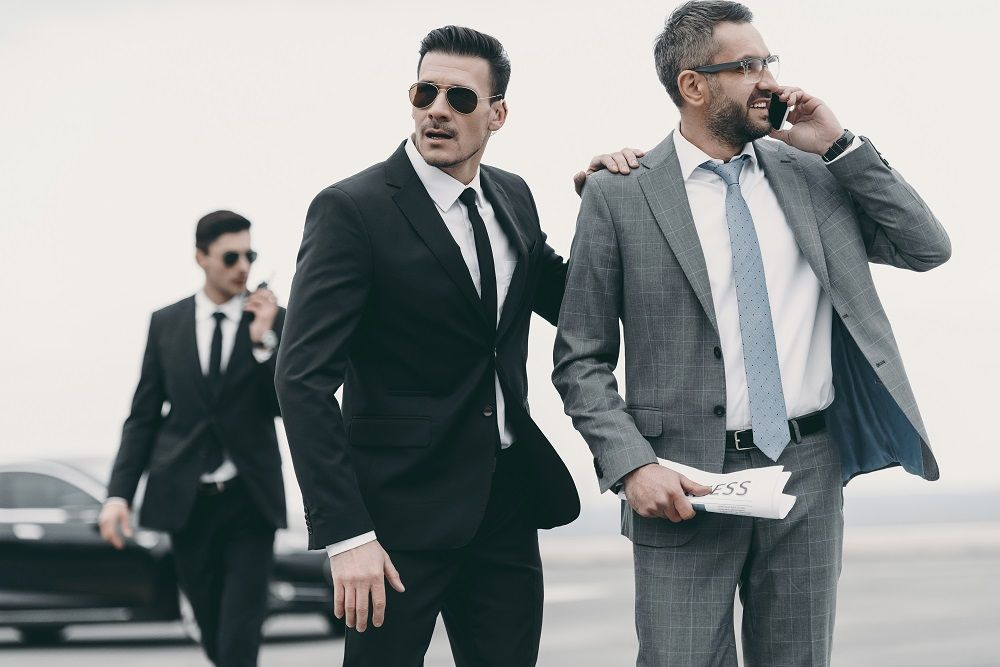 BEFORE YOU USE V.I.P PROTECTION SERVICES, HERE ARE FOUR THINGS YOU SHOULD CONSIDER.